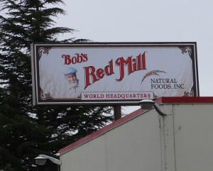 Bob's Red Mill plant is 17 acres of whole grain heaven