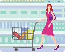 Put whole foods in your cart for health and savings