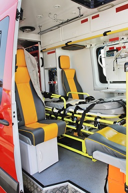 John is intensely grateful to the team that saved his life. But he is far from eager to see the inside of an ambulance again, and wants you to be spared that experience as well