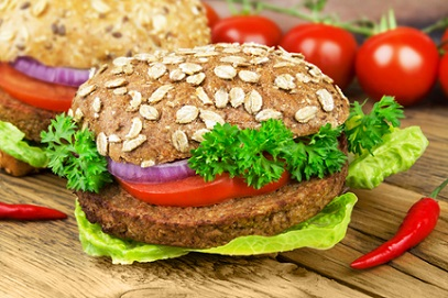 More and more people are choosing veggie burgers over animal foods, for better health, superior taste, and kindness to animals and the planet