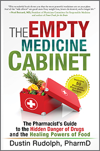 The Empty Medicine Cabinet is a treasure trove of information on choosing a healthy lifestyle