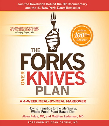 The Forks Over Knives Plan provides clear, practical guidance on how to achieve an enjoyable transition to a whole foods, plant based lifestyle