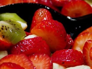 Fruit complements just about any breakfast choice, and is a great mid-morning snack