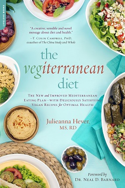 The Vegiterranean Diet takes Mediterranean to wonderful heights of flavor and health