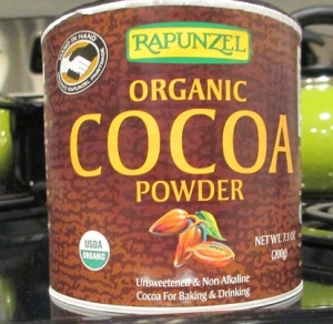 Here is one example of a cocoa powder brand that is organic and not alkalized. You may have to search around for such a high quality product, or even order it online, depending where you live