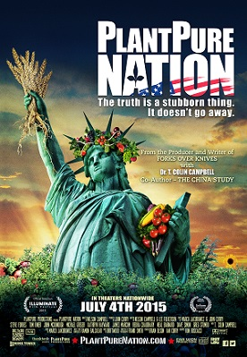 The documentary Plant Pure Nation shows that the truth is a stubborn thing. It doesn't go away.