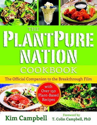 The PlantPure Nation Cookbook shows you how to easily prepare over 150 delicious and healthy recipes