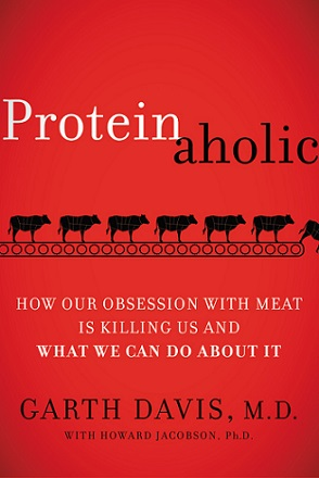 Proteinaholic has an intriguing title that fully delivers on its promise